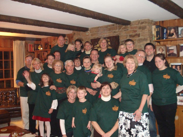 50th Thanksgiving Extravaganza T-Shirt Photo