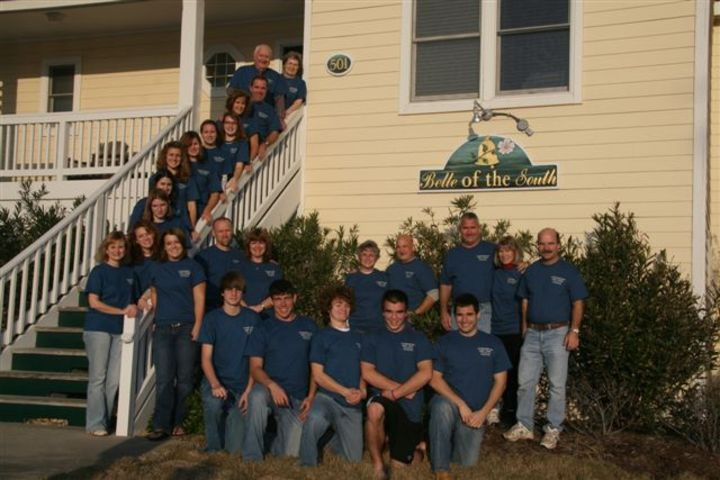 Corolla Family Thanksgiving T-Shirt Photo