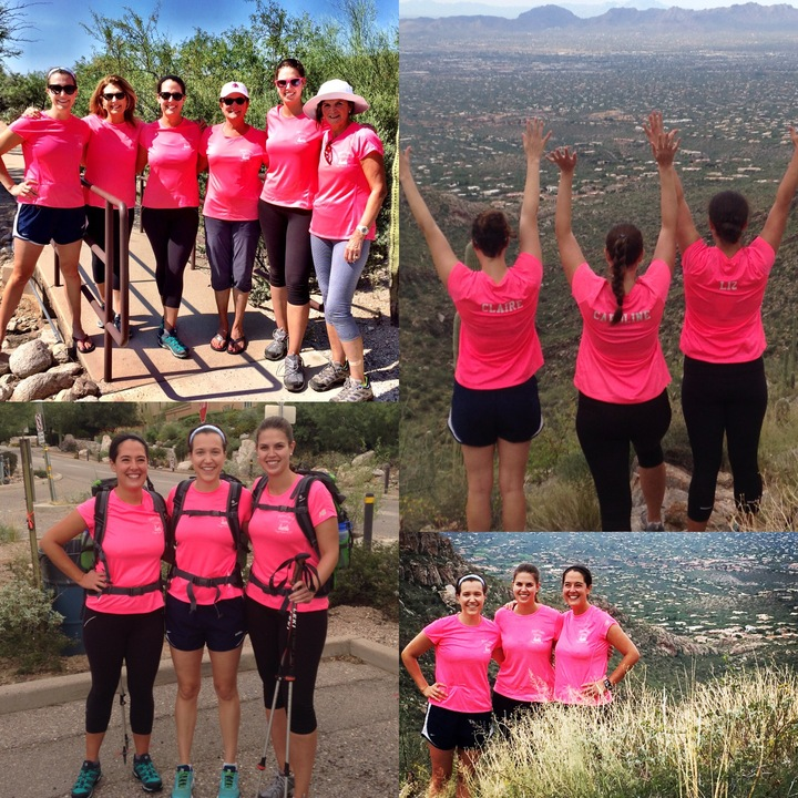 Mother Daughter Weekend In Arizona T-Shirt Photo
