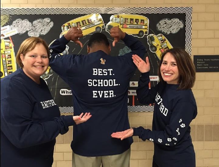 Best. School. Ever. T-Shirt Photo