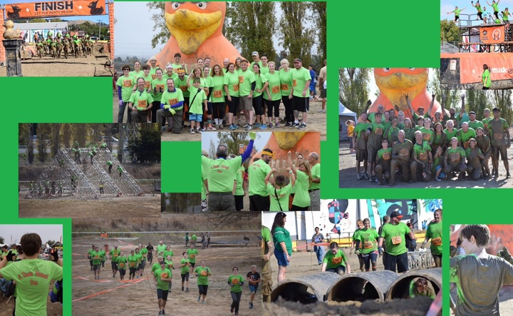 Ms Muckfest 2015 T-Shirt Photo