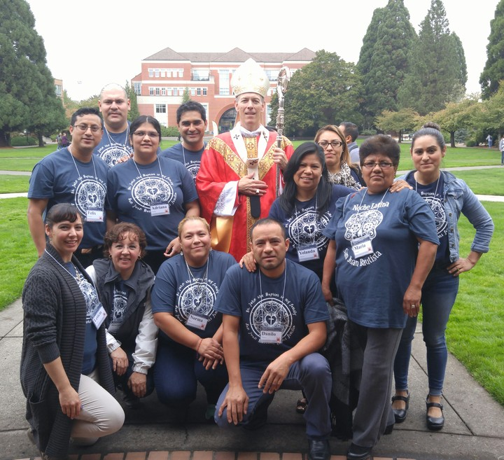 Pdx Catechetical Conference 2015 T-Shirt Photo