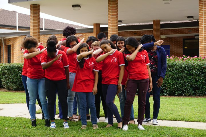 Senior Ambassadors Dab T-Shirt Photo