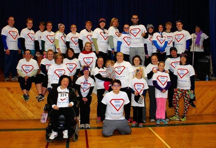 Nash's Health, Fitness & Wellness  T-Shirt Photo