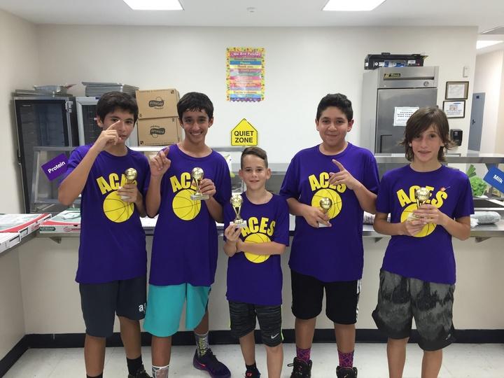 6th 8th Grade Champs! T-Shirt Photo