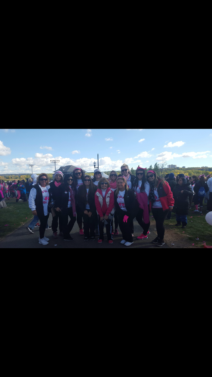 Team Annie   Making Strides Against Breast Cancer T-Shirt Photo
