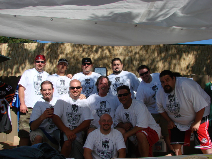 Vfl Draft 08 T-Shirt Photo