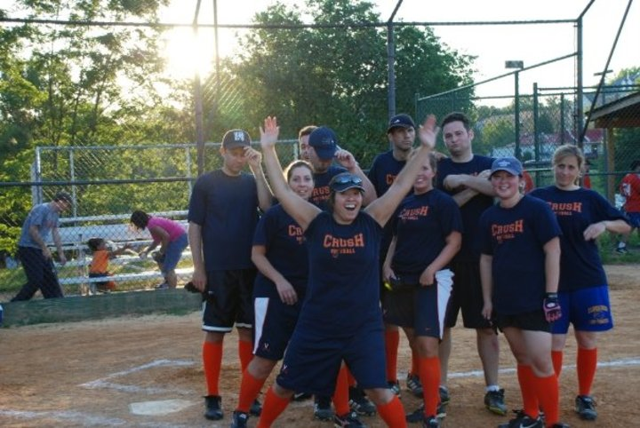 Crushed Our Way To The Championships! T-Shirt Photo