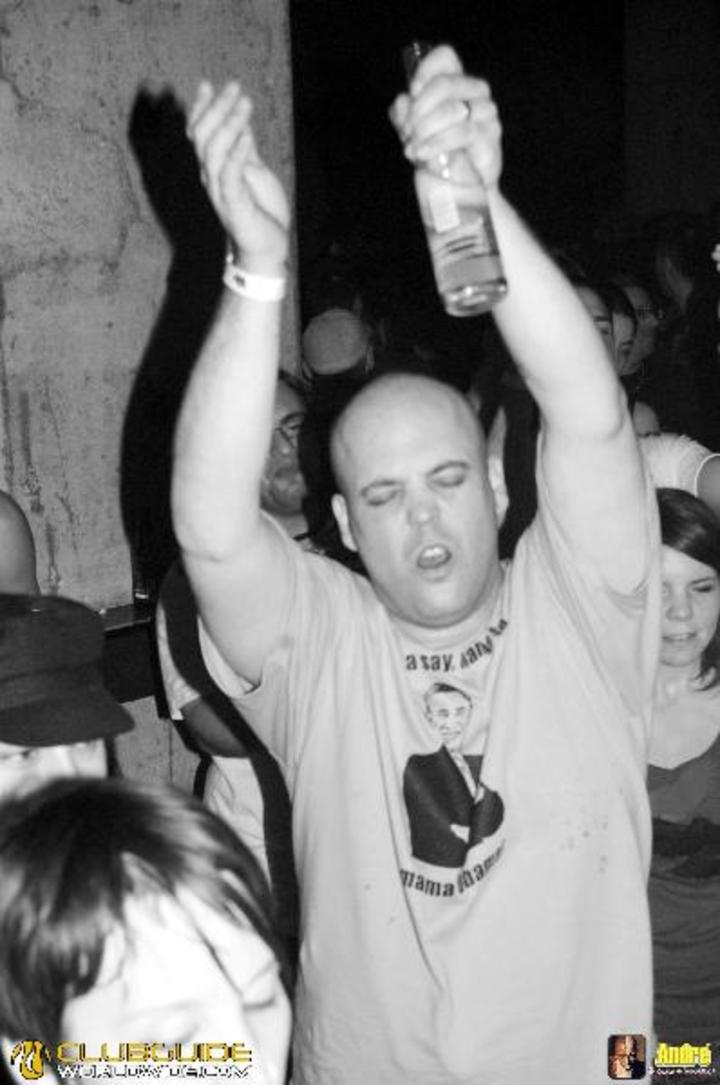 Charlie Hustle On The Dancefloor.  (Footwork, Toronto) T-Shirt Photo