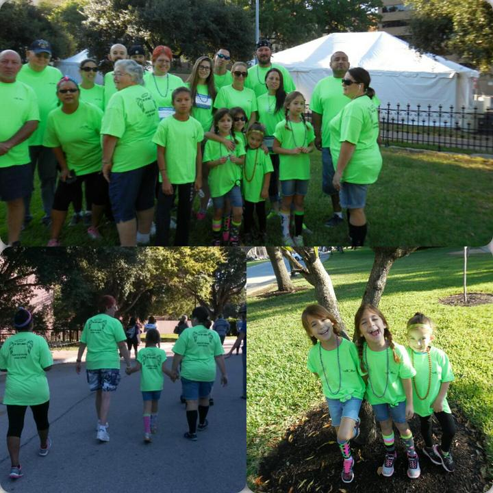 "2015 Afsp ""Out Of The Darkness""  Walk T-Shirt Photo"