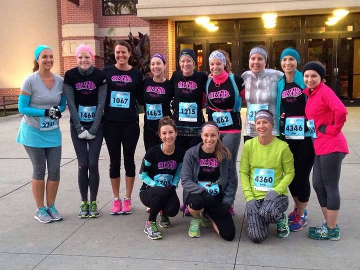 Sole Sisters Pre Hershey Half Marathon T-Shirt Photo