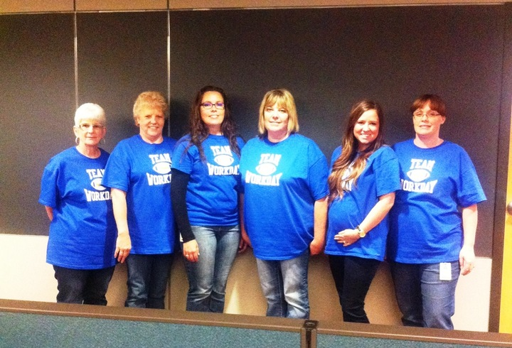 Jbh Payroll Team T-Shirt Photo