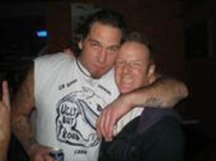 Tex And Hideous George Ugly But Proud Reunion T-Shirt Photo