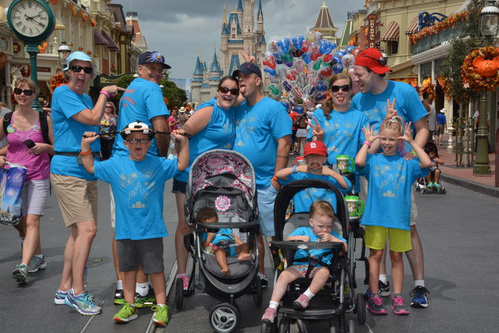 Here We Come, Main Street! T-Shirt Photo