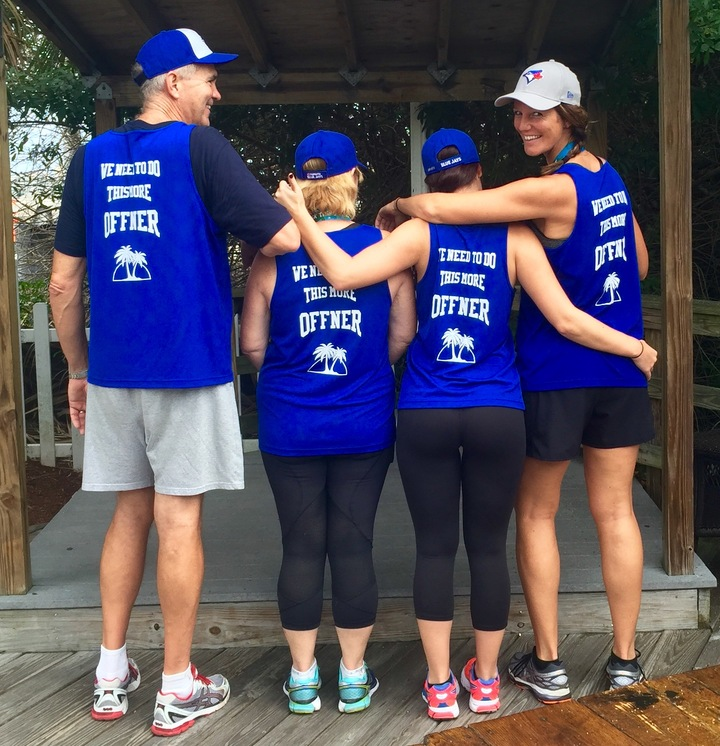 Offner Family Marathon Shirts! #Do This More Offner T-Shirt Photo