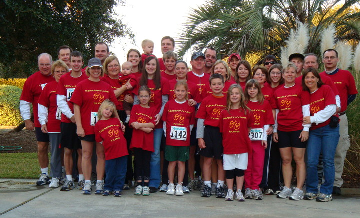 Turkey Day Run T-Shirt Photo