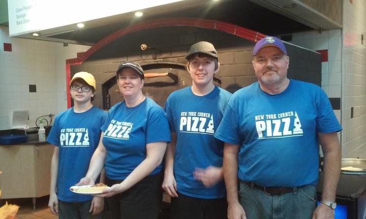 Ny Corner Pizza T-Shirt Photo