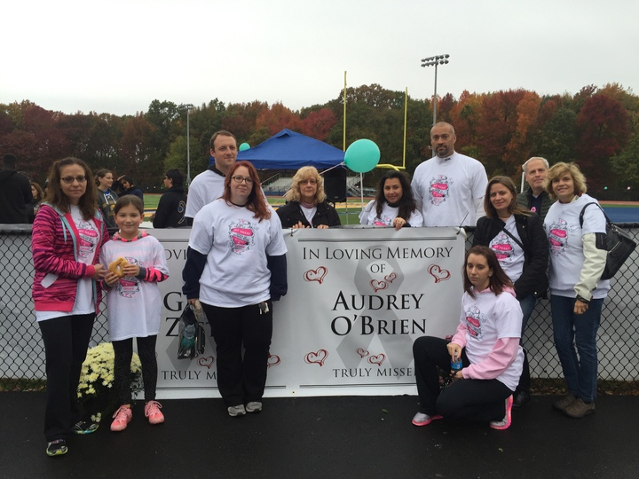 Walk For A Cure, Fight For A Cure T-Shirt Photo