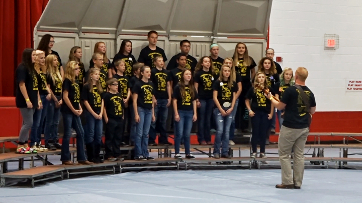 Fm Jh Choir T-Shirt Photo