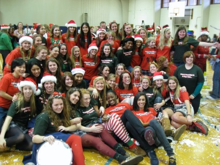 Ais Class Of 2009  Christmas Assembly! T-Shirt Photo