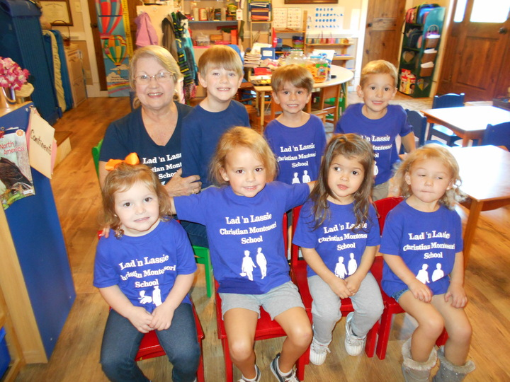 Montessori Learners T-Shirt Photo