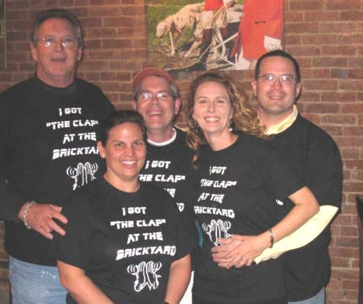 The Happy Hour Barflies T-Shirt Photo