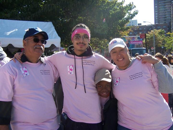 Team Sanchez T-Shirt Photo