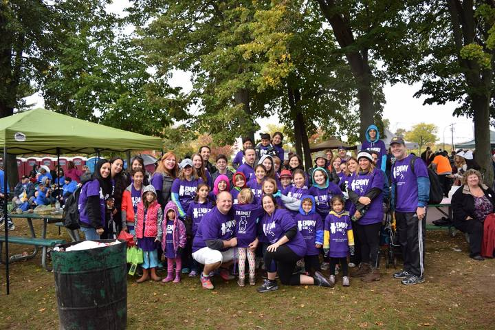 2015 Jdrf Walk For Emily T-Shirt Photo