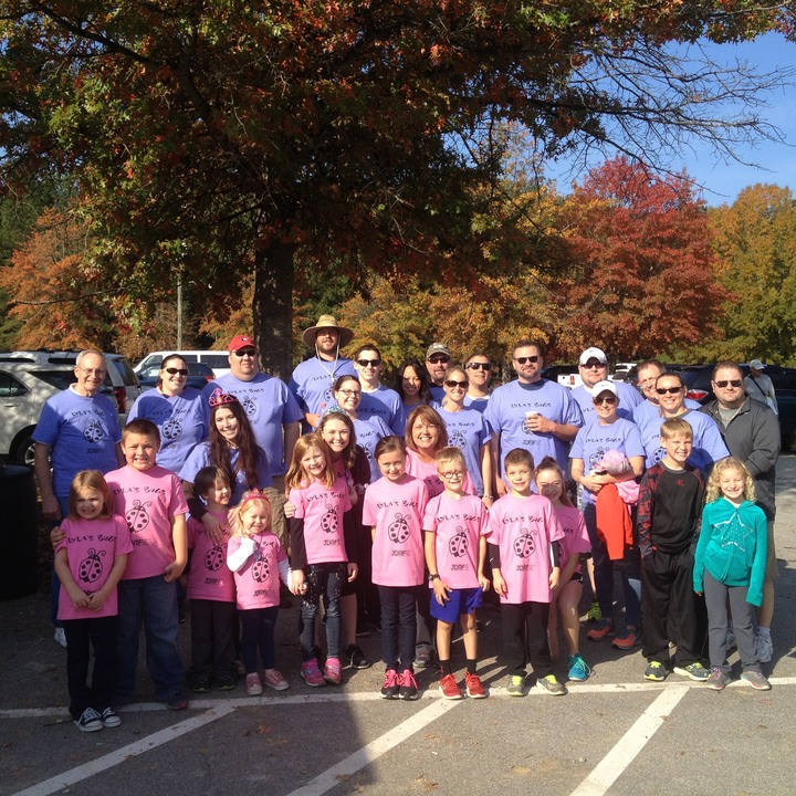 Jdrf Raleigh Team Snee T-Shirt Photo