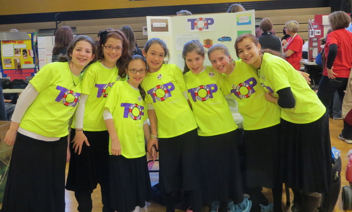 Go Robotics Team! T-Shirt Photo