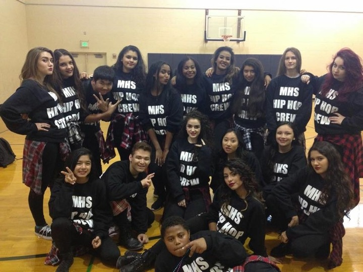 Hip Hop Crew T-Shirt Photo