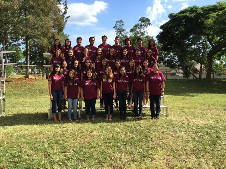 Mililani High School Hosa Club  T-Shirt Photo