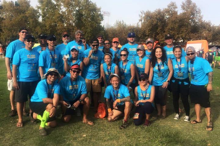 Ragnar Napa 2015 Complete! T-Shirt Photo