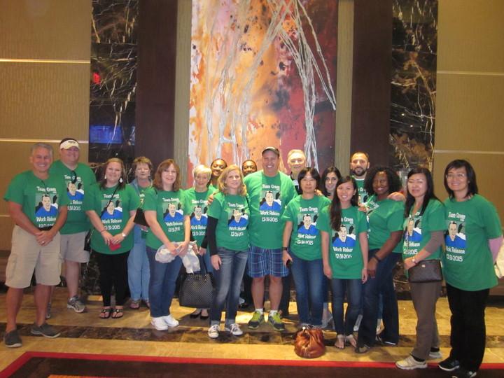 Team Greenstein T-Shirt Photo