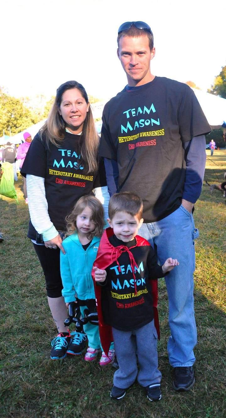 Team Mason T-Shirt Photo