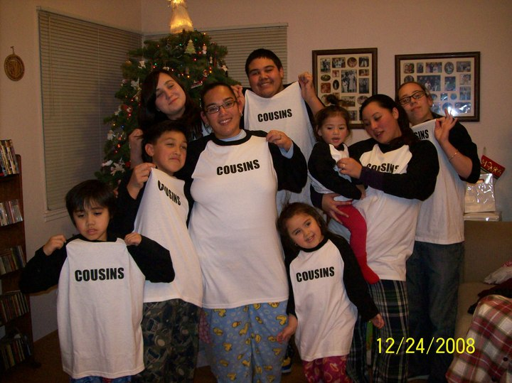 "All The ""Cousins"" T-Shirt Photo"