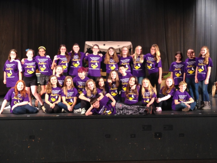 Theatre Fun! T-Shirt Photo