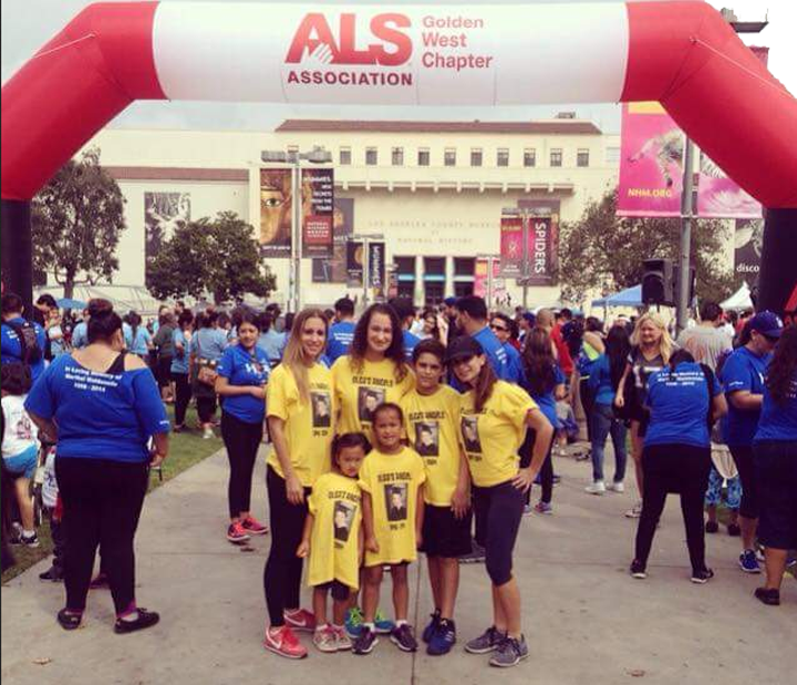 Als Golden West Chapter Walk T-Shirt Photo