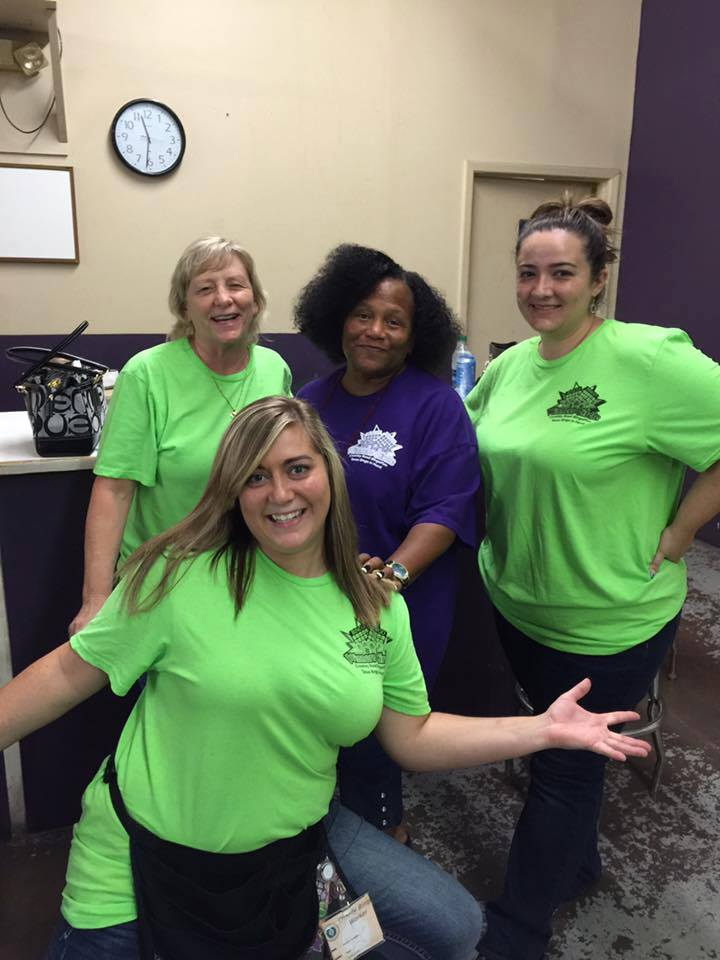 Employee & Customers Excited Over New T Shirts T-Shirt Photo