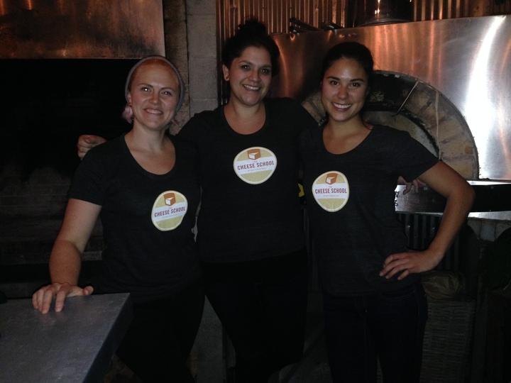 The Cheese School Of San Francisco T-Shirt Photo