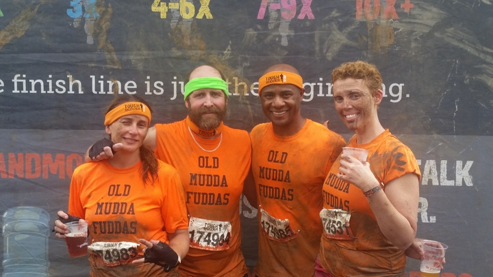Post Mudder T-Shirt Photo