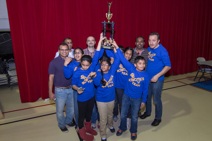 Robotics Fll Champions T-Shirt Photo