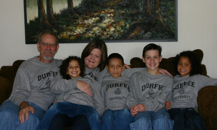 Durfee U T-Shirt Photo