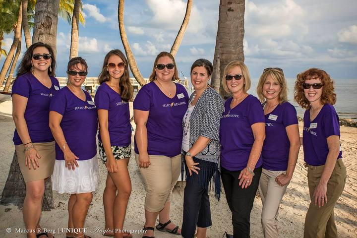 The Select Registry Staff In Key West! T-Shirt Photo