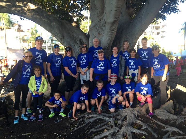 San Diego Jdrf One Walk  T-Shirt Photo