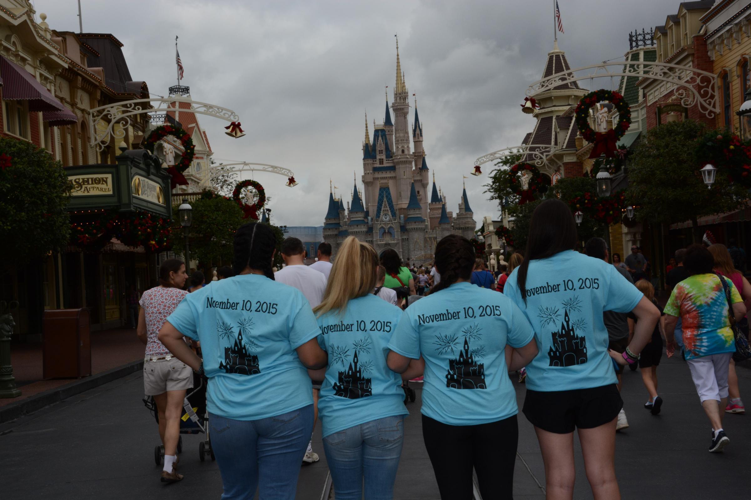 Disney Marisas Sweet 16 T Shirt Photo