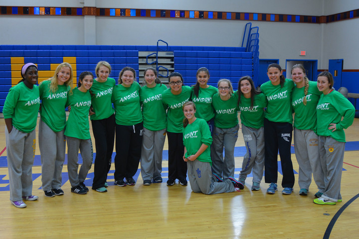 The Green Team T-Shirt Photo