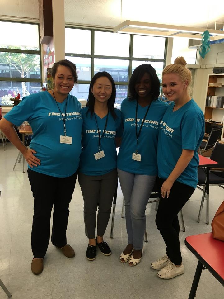 The A Team! T-Shirt Photo