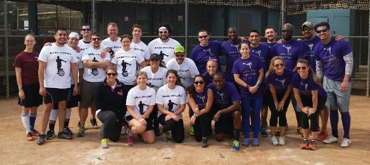 Kickball Teams T-Shirt Photo