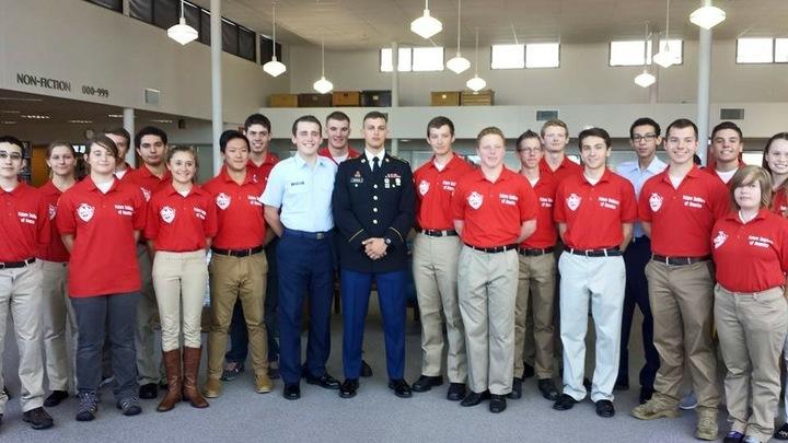 Cherry Creek High School   Future Soldiers Of America T-Shirt Photo